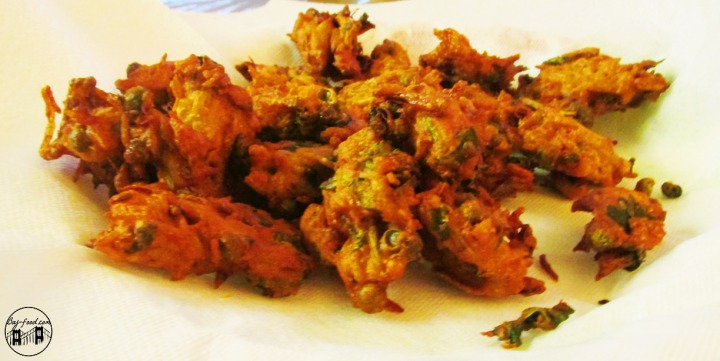 How To Make: Pakoras