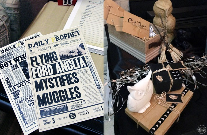 The Harry Potter Bridal Shower of Every Witch's Dream (Part5)