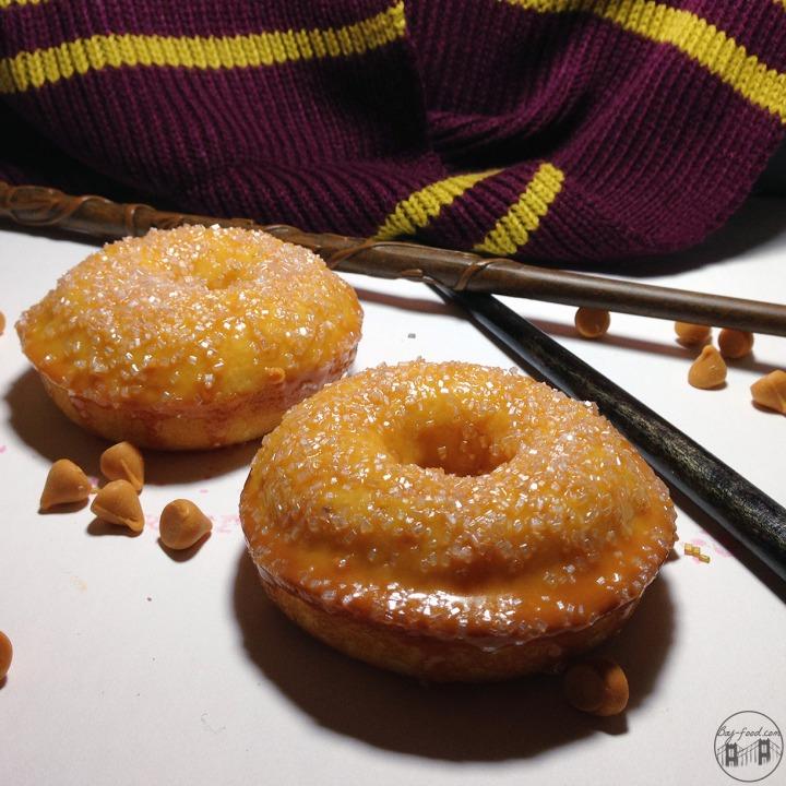 Butterbeer Donuts