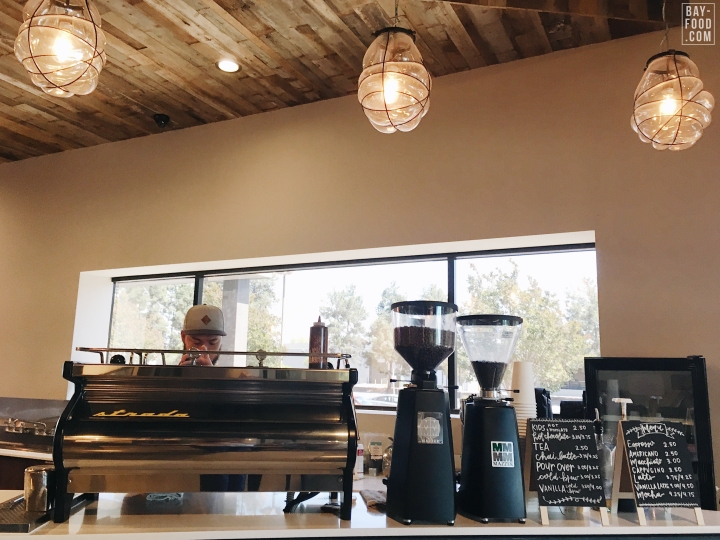 Grounded Coffee Bar (Fremont, CA)