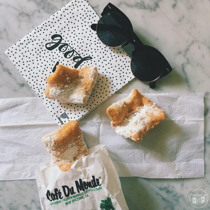 Cafe du Monde (New Orleans,LA)