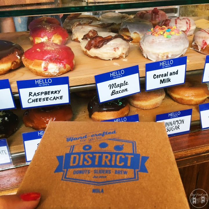 District Donuts (New Orleans, LA)