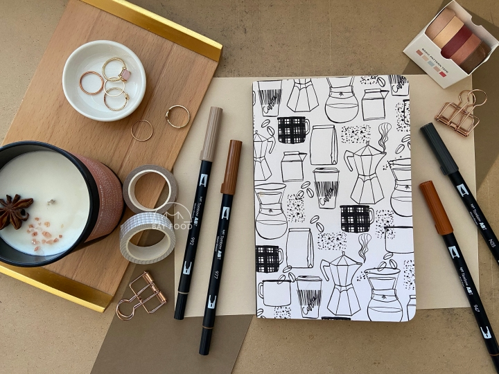 12 easy and aesthetic bullet journal spread ideas to plan for the newyear